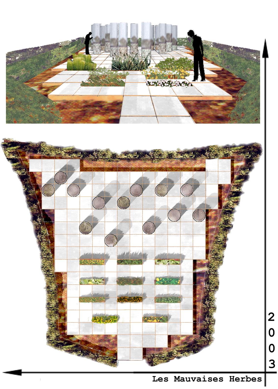 Concours des jardins de Chaumont