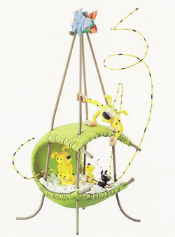 le nid du marsupilami: second projet