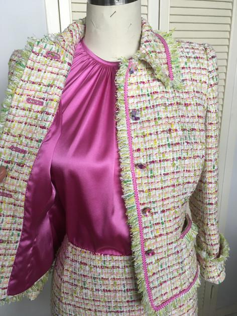 Jodi's suit