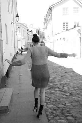 agne walking