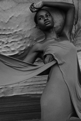 Zainab Ikkro sand by ale fruscella