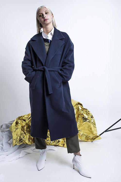 Manteau coupe masculine