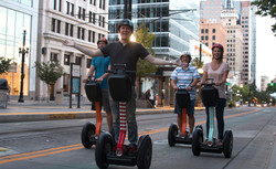 Downtown Salt Lake Segway Tour