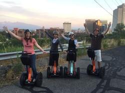 Scenic Segway Tour View SLC