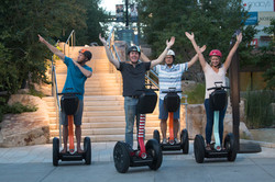 Segway Tour at City Creek Center