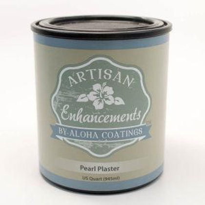 Pearl Plaster..US Quart