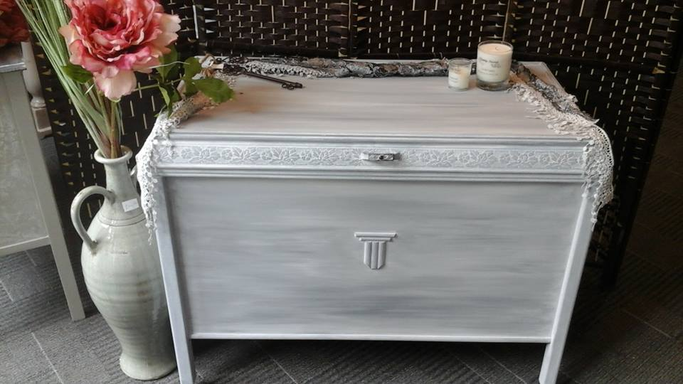 Blanket Box/Chest