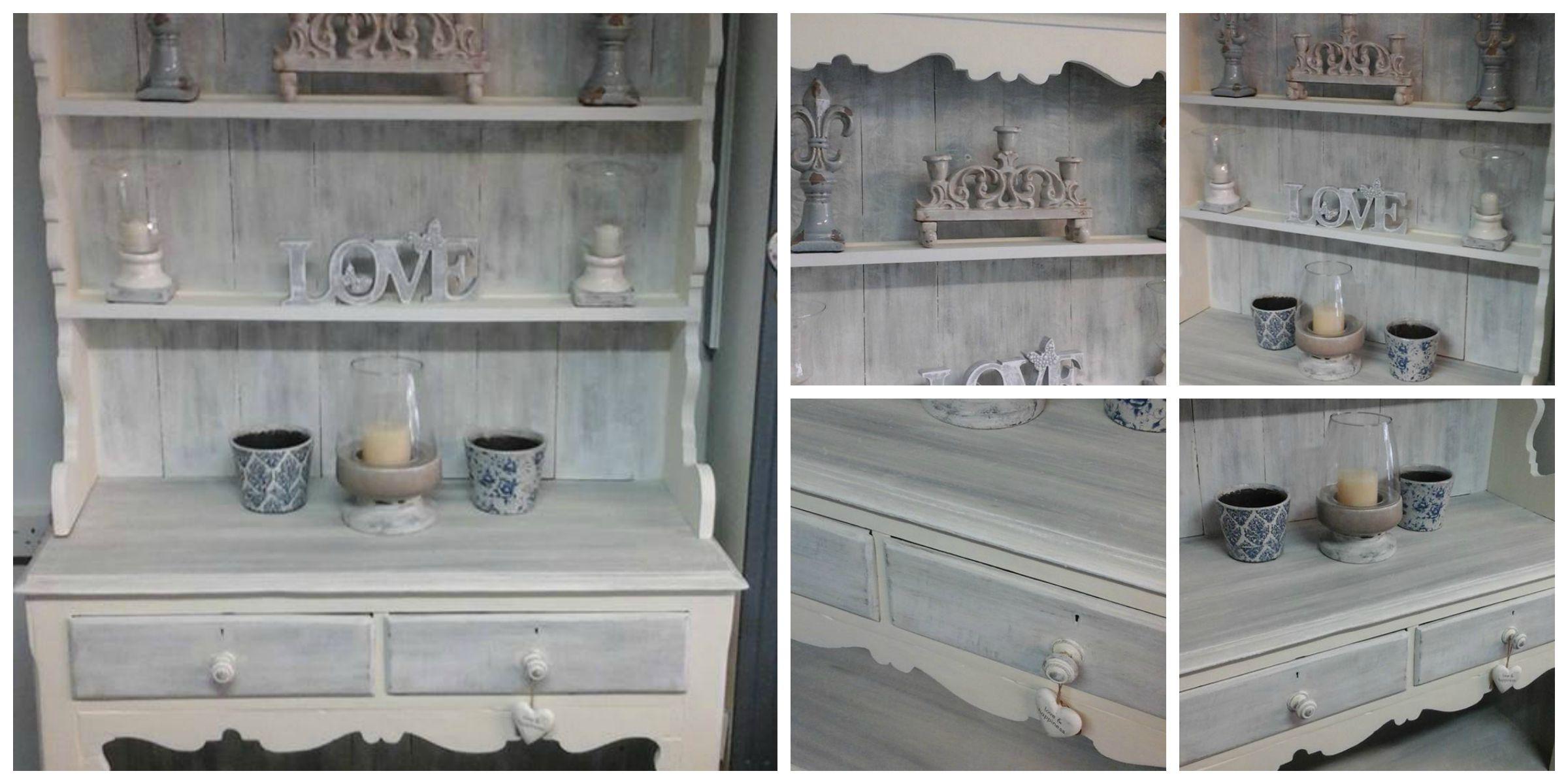 dresser ....collage