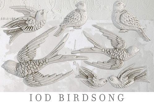 Bird song mould