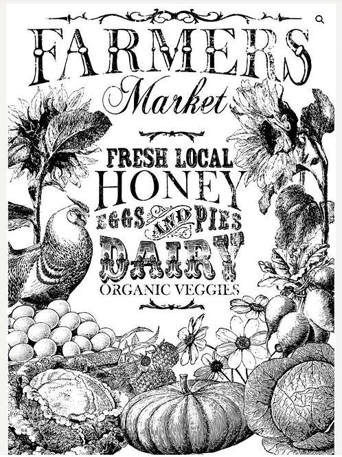 Farmers Market transfer