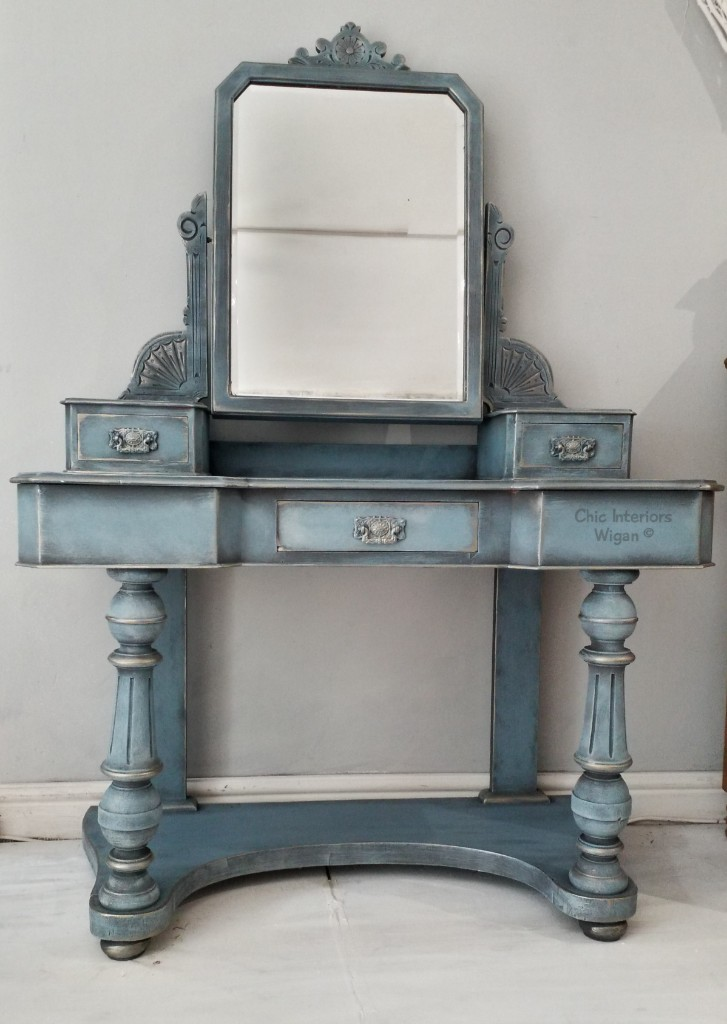 now sold..Dressing Table with Mirror