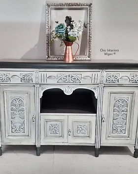bespoke hand painted furniture