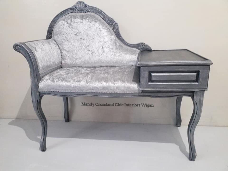 Telephone Seat