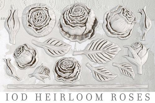 Heirloom Roses Mould