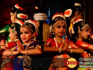 Bharata Natyam - Klassischer Südindischer Tanz
