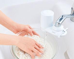 浄水器おいしい水プラス+2