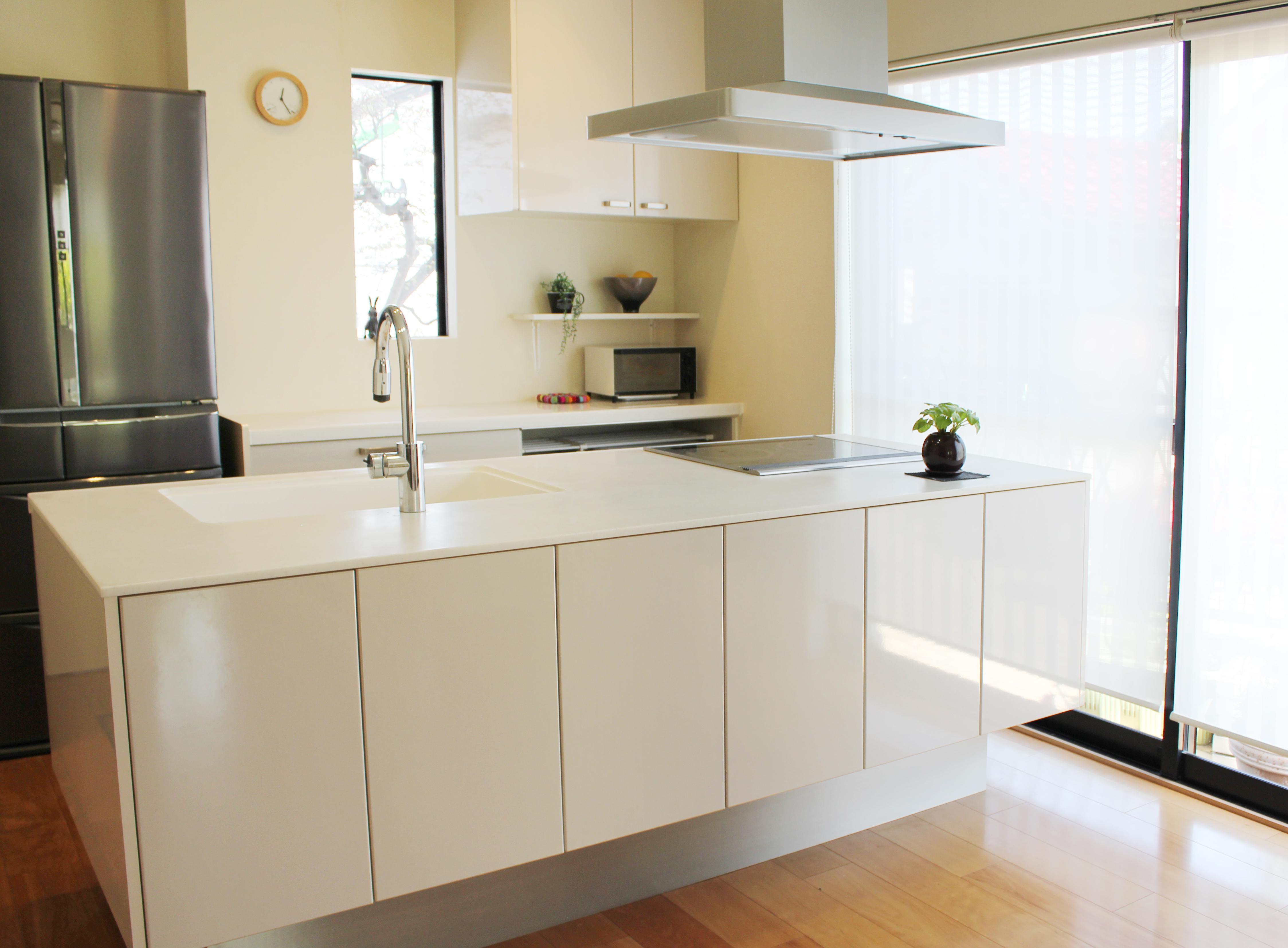 オール電化キッチン2