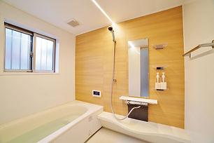 浴室鏡交換