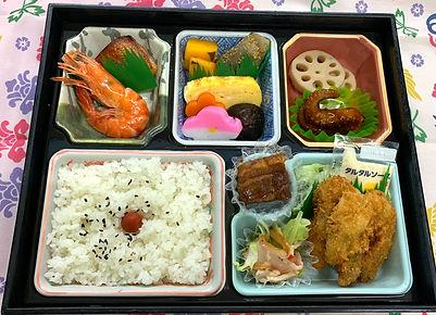 名古屋市中区の宅配弁当の八起の手作り弁当