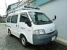 萩原電気工事様車両画像