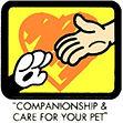 ささき獣医科医院ロゴ