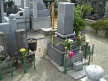 ☆墓リフォーム施工前