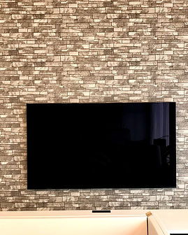 4K・8Kテレビ設置