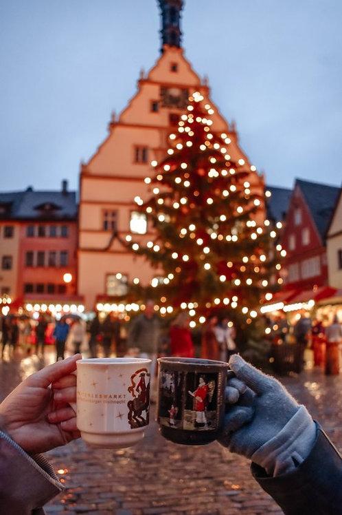 Soin énergétique la magie de Noël
