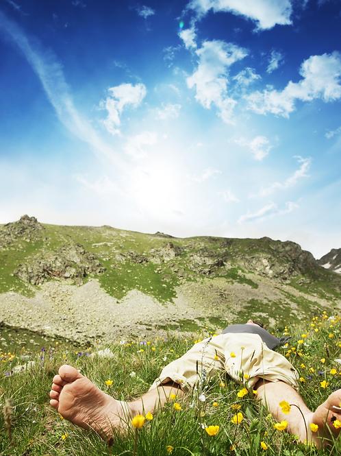 Soin énergétique relaxer le mental et ralentir les pensées
