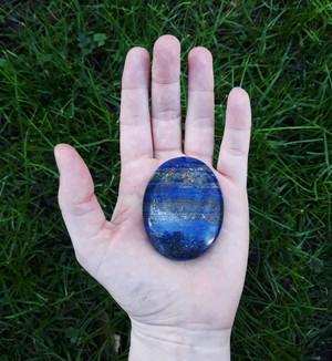 Lithothérapie: le lapis-lazuli