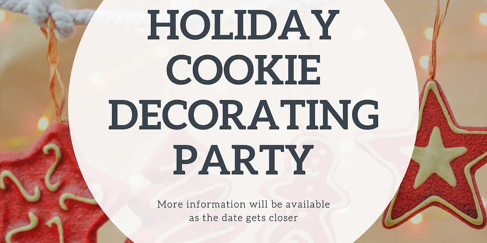 Holiday Decorating Party