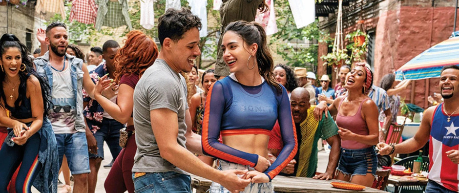 In the Heights and the new Golden Age of musicals