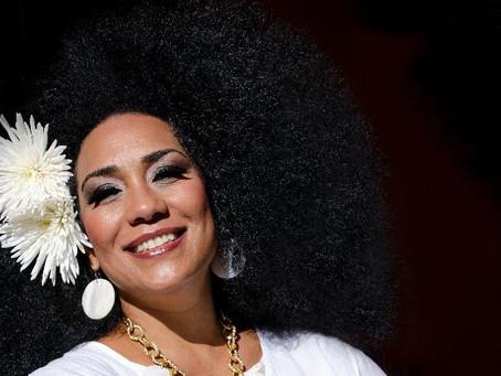 Grammy Award artist Aymée Nuviola and her Fierce Rhythms