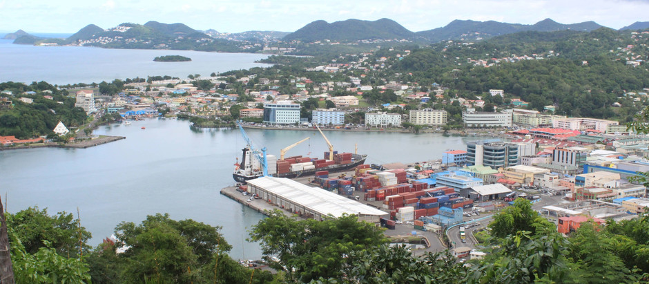 Castries, The City That Rose From The Ashes