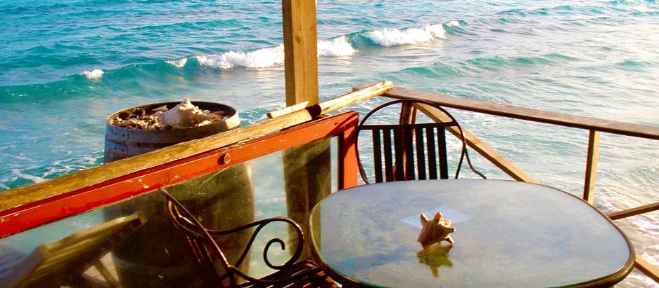 ODE TO THE CARIBBEAN BEACH BAR