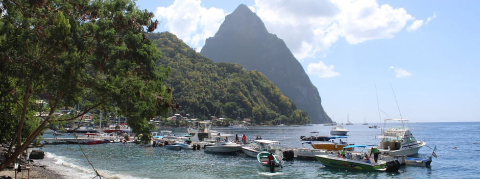 Soufriere Brings the Heat