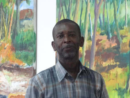 Kenneth Flijders: Inspired by Suriname's Diversity