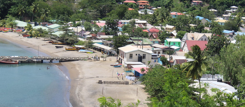 Go West: Anse La Raye and Canaries Await You!
