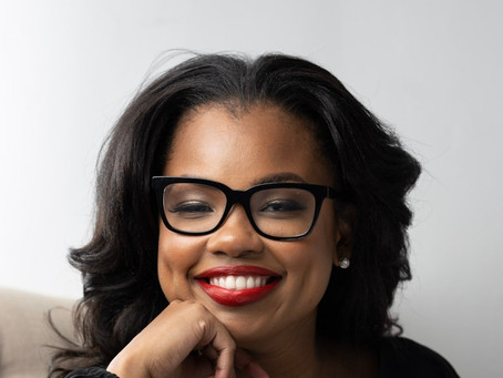 Public Relations Maven, Naomie Pierre-Louis, Committed to Shaping Narratives