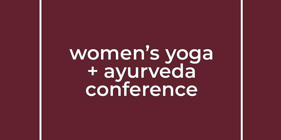 Women's Yoga + Ayurveda Conference