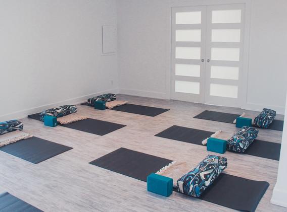 Group Studio | Yoga | Bloom Integrative Health