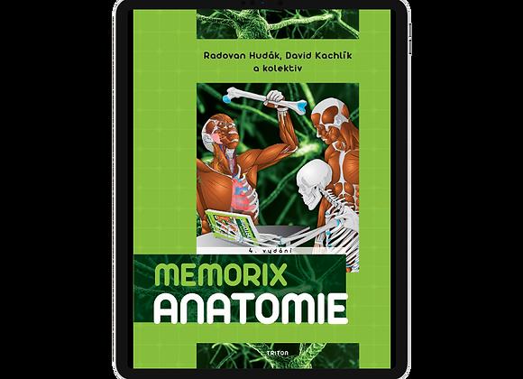 Memorix Anatomie E-book (Česky)