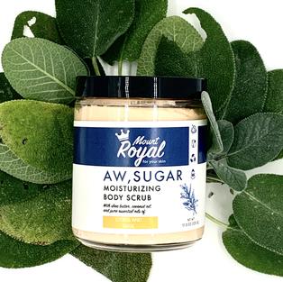 Citrus Sage Sugar Scrub
