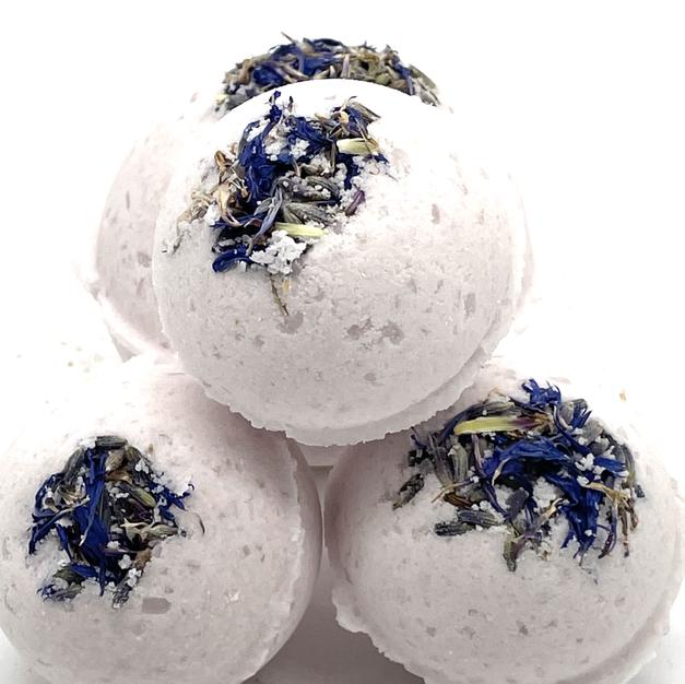 Lavender Bath Bomb Mini