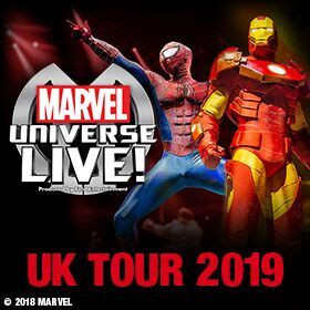 Ticket Zone to provide distribution for Marvel Universe Live! 2019
