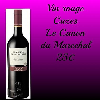 Cazes Le Canon du Marechal