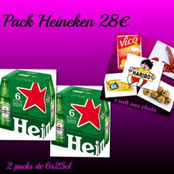 Pack Heineken