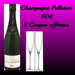 Champagne Veuve Pelletier