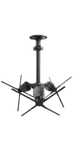 HYPERVSN - 3-voudige Solo M met plafondbeugel