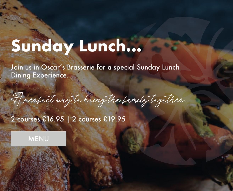 Rossett Hall - Sunday Lunch